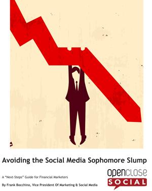 Avoiding the Social Media Sophomore Slump eBook
